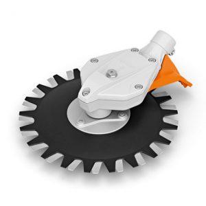 Acoplamento RG-Acoplamento para a foice a motor para corte de ervas sem projeção